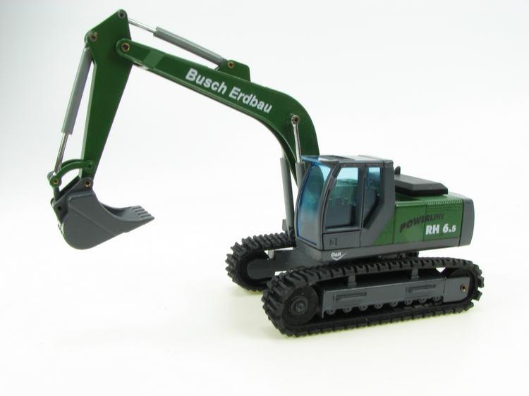 O&K RH 6.5 grün