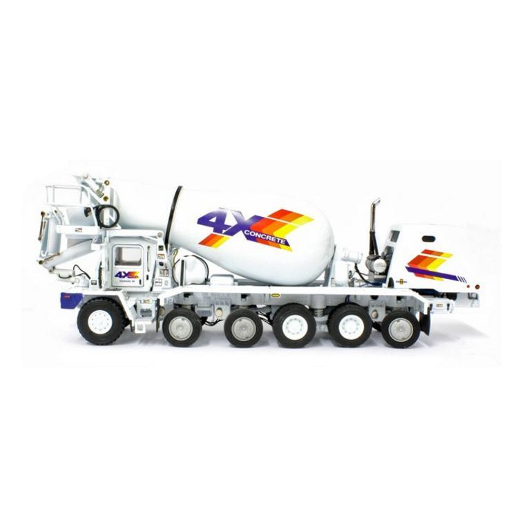 OSHKOSH S-S 6-A -B 4X Concrete TWH Collectibles 1:50 twh ts0751215 1