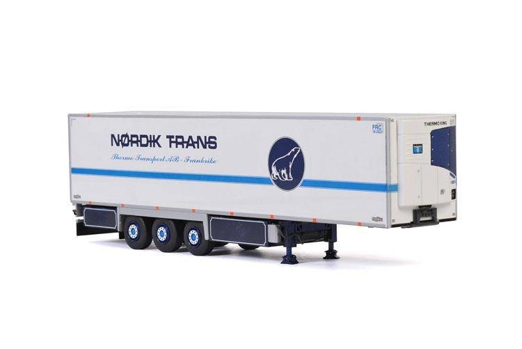 Reefer Trailer 3 axle Nordik Line
