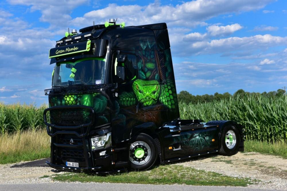 Renault Trucks T High   Richter
