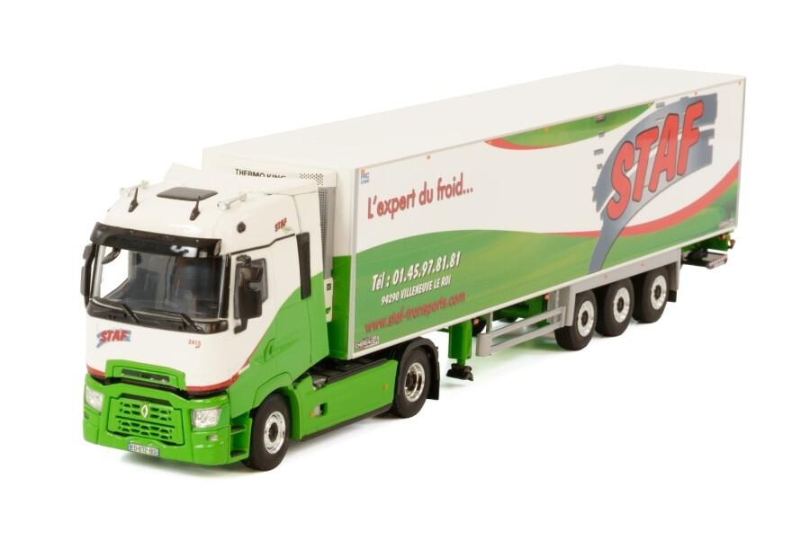 Renault Trucks T High  Reefer   Staf