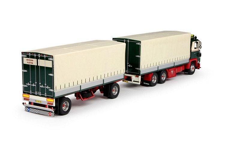 Scania 0-serie Brouwer Anton