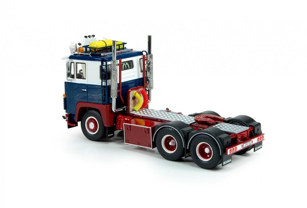 Scania 0 Serie Hanlinder
