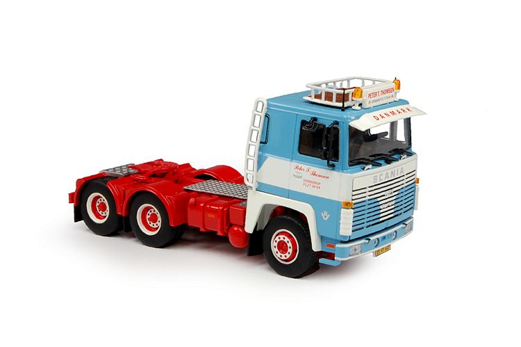 Scania 0 serie Thomson Peter T