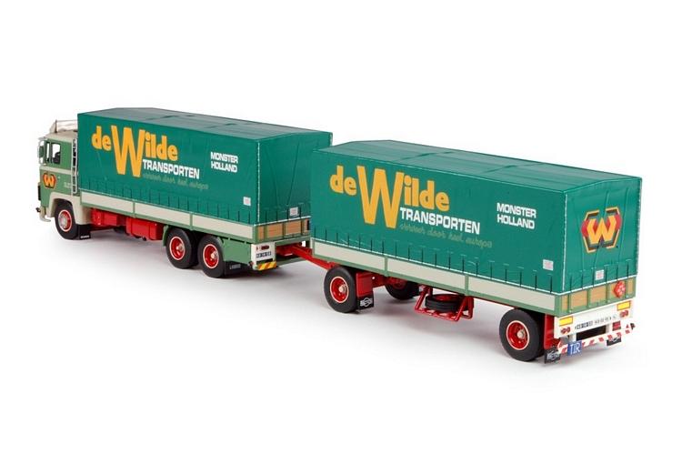 Scania 0 Serie Wilde de M J