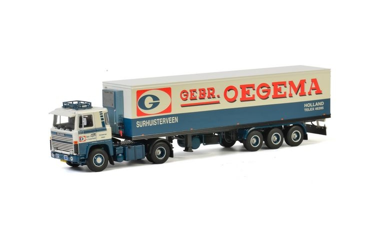 Scania 1 Classic Reefer Oegema Surhuisterveen