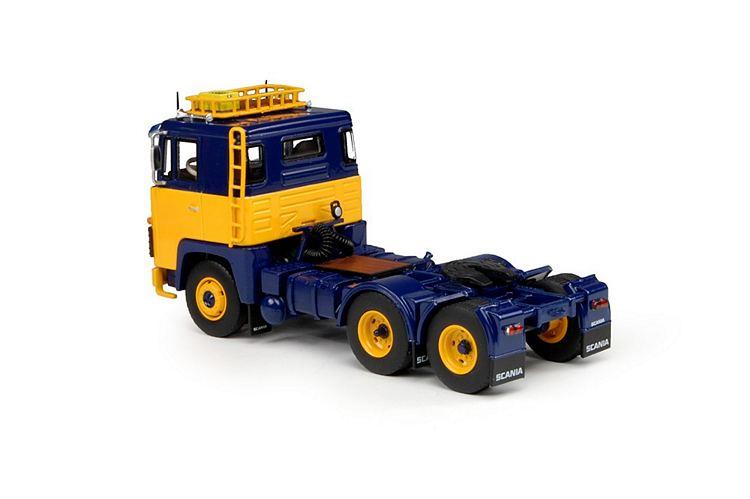 Scania 1-Serie 6x2 T.B.P.