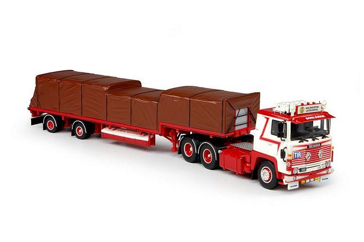 Scania 1 Serie  Borlängeortens