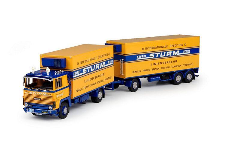 Scania 1-serie Combi Sturm
