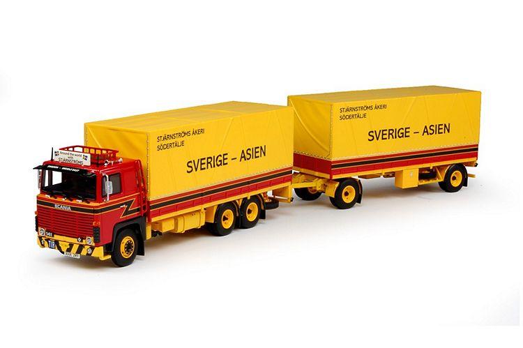 Scania 1 serie Hängerzug Stjarnstroms
