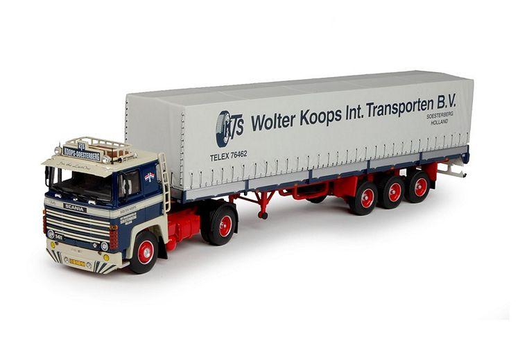 Scania 1 serie Klassische Koops Wolter