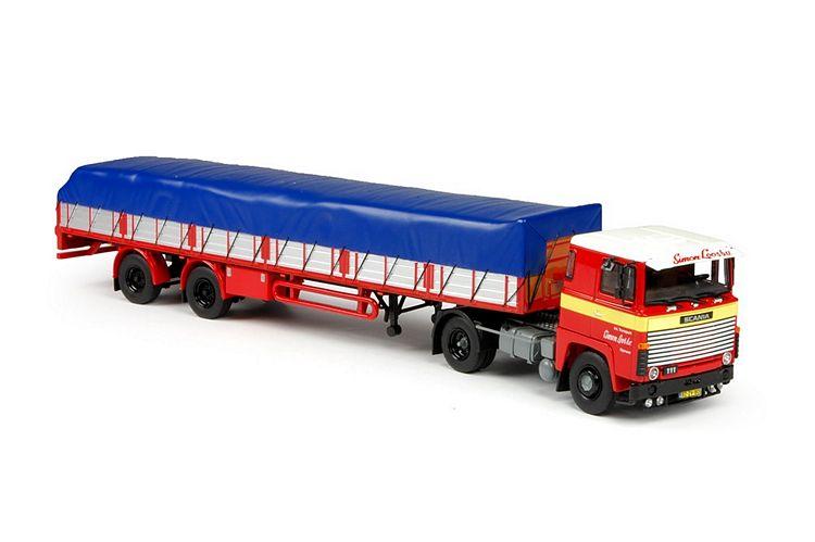 Scania 1 serie  Klassisk  Loos Simon