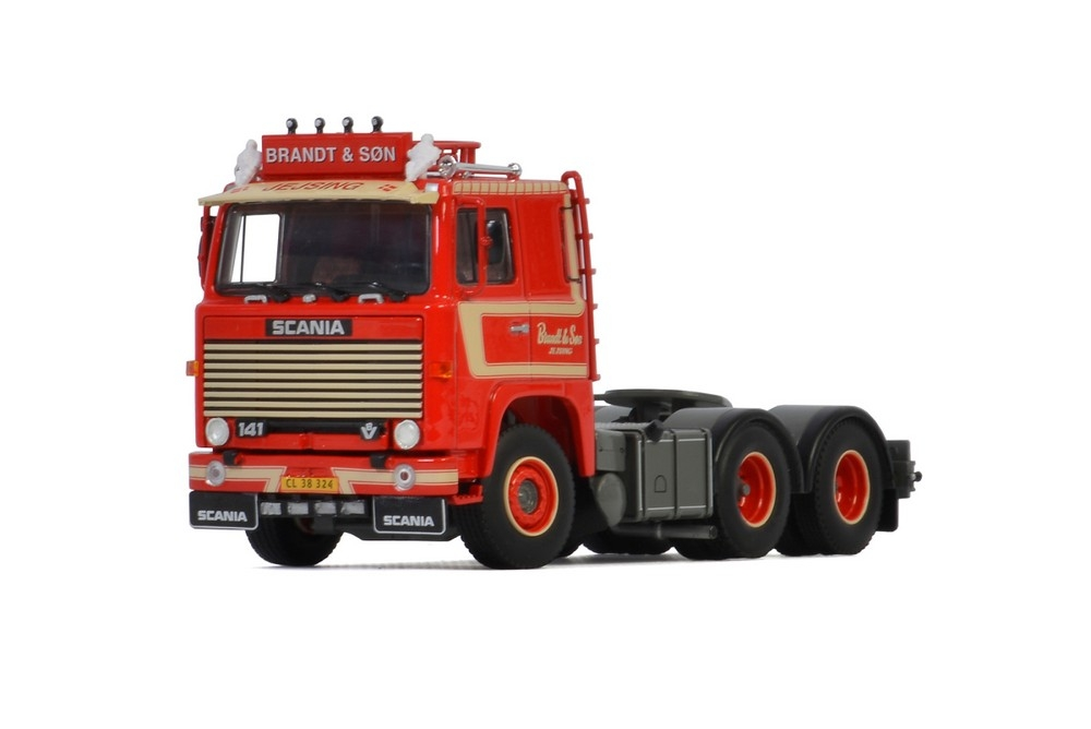 Scania 1 Series    Brandt & Son