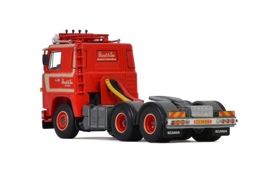 Scania 1 Series    Brandt & Son