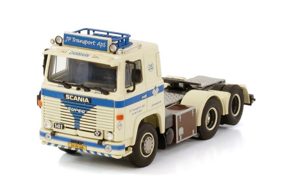 Scania 1 Series 6X2 JP Transport