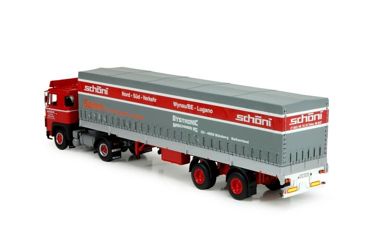 Scania 111 2achs auflieger Schoeni Wynau
