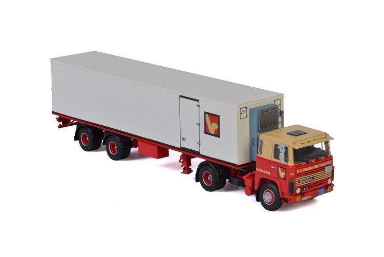 Scania 111 Classic Reefer  Verachtert BV