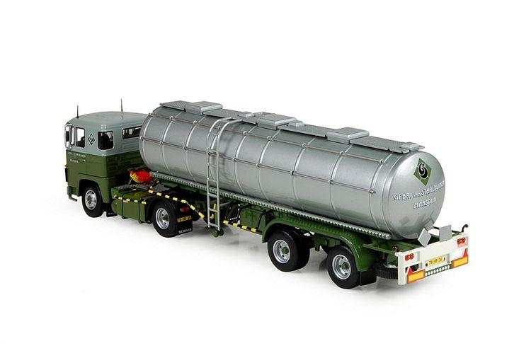 Scania 111 Klassiker Tankauflieger Staalduinen