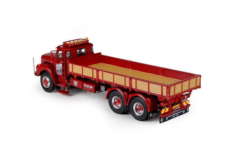 Scania 111 LS motorwagen History L111