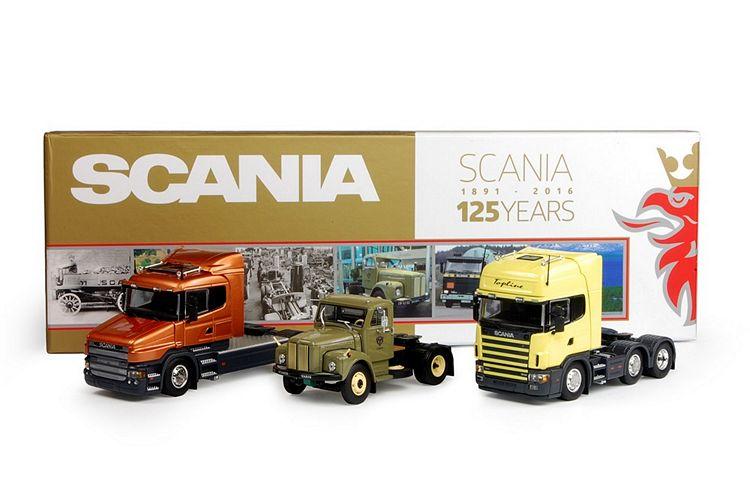 Scania 125 Years Set