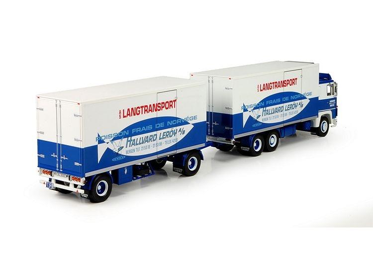 Scania 141 motorwagen  Langtransport