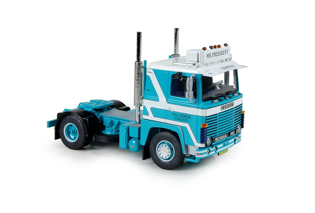 Scania 141  Thomson Poul  Mr.President