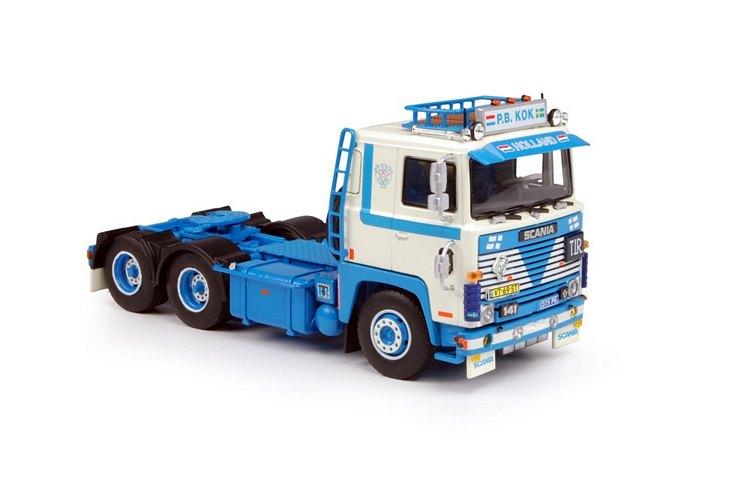 Scania 141 tractor Kok  P B