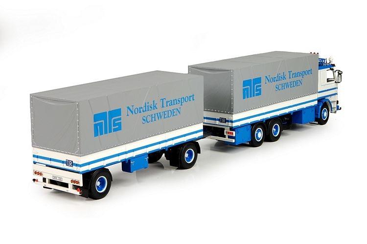 Scania 142  Nordisk Transport