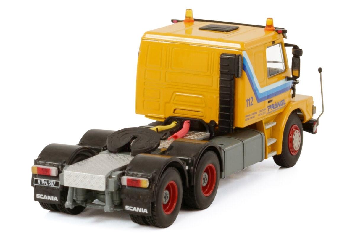 Scania 142 Torpedo 6x4 Prangl