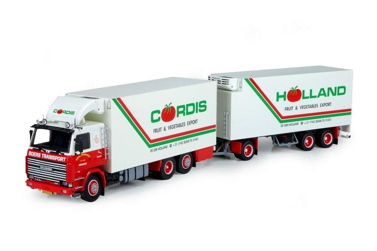 Scania 143  Boers  Cordis