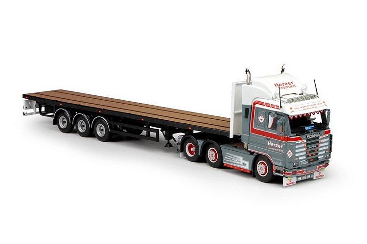 Scania 143  Herzer Wien