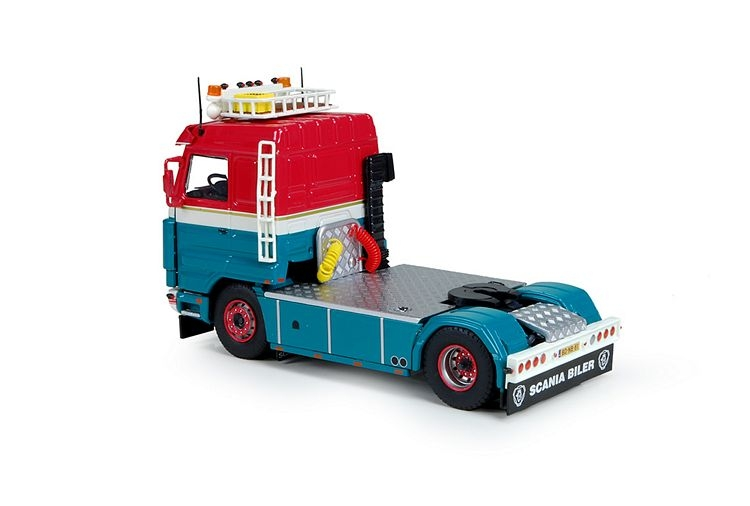 Scania 143 Streamline JB van den Ende