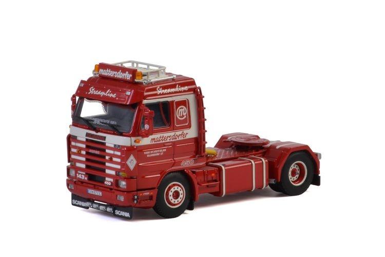Scania 143H Streamline Mattersdorfer