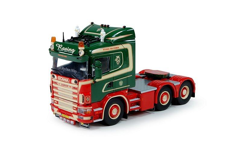 Scania 144L 460 Rasing