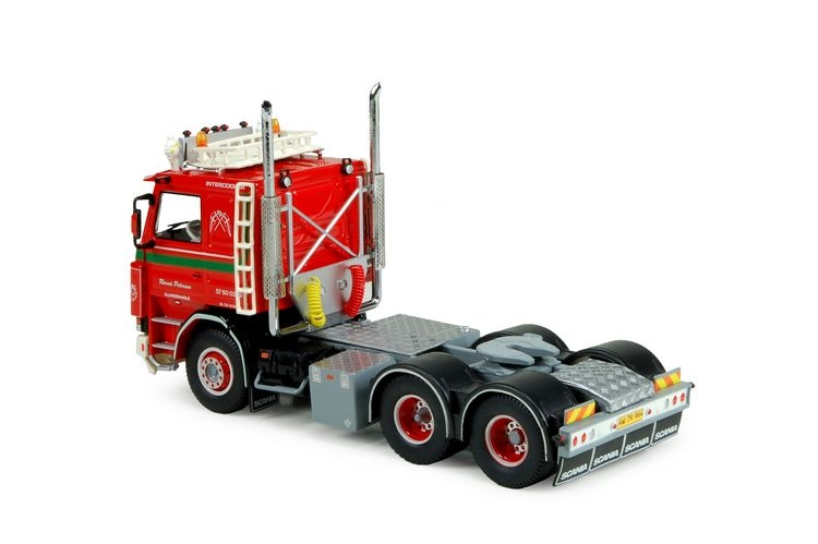 Scania 2-serie 6x2 Petersen Ronnie