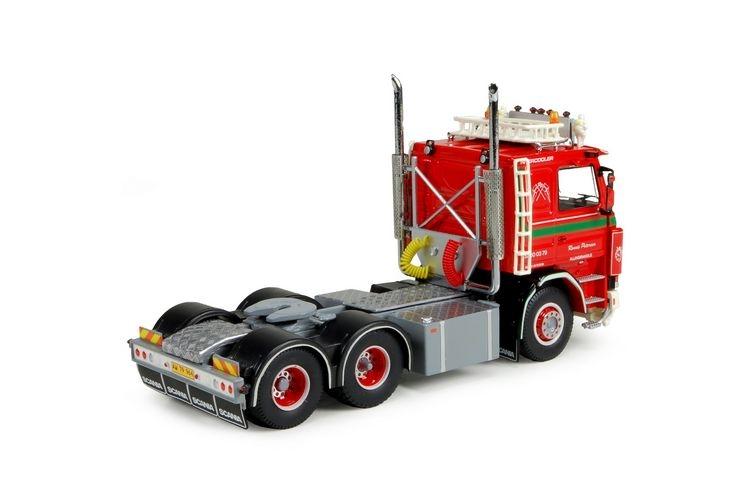 Scania 2-serie 6x2 Petersen Ronnie