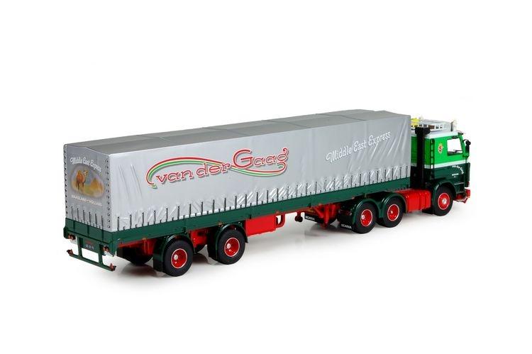 Scania 2 serie 6x4  Klassische  Gaag Van Der