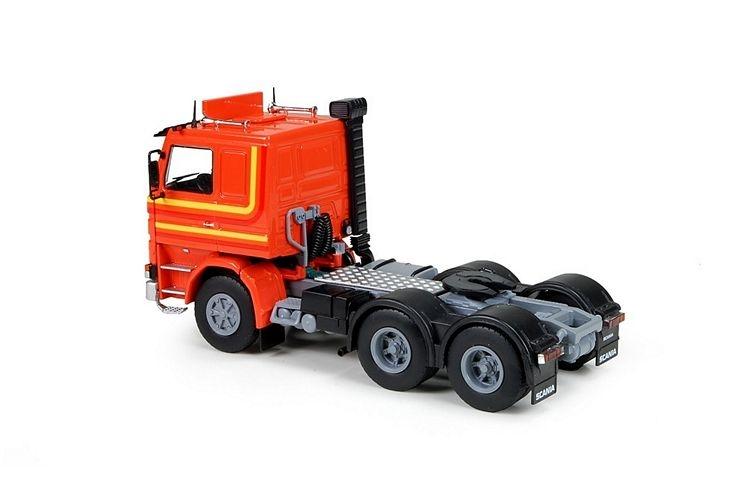 Scania 2 serie 6x4 LHD
