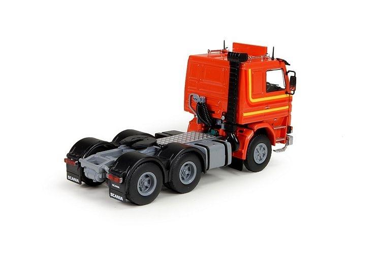 Scania 2 serie 6x4 RHD