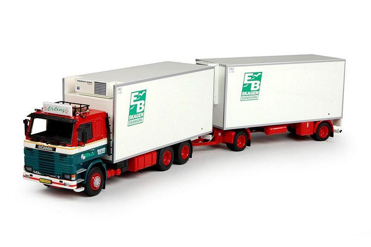 Scania 2 serie Bertelsen Erling