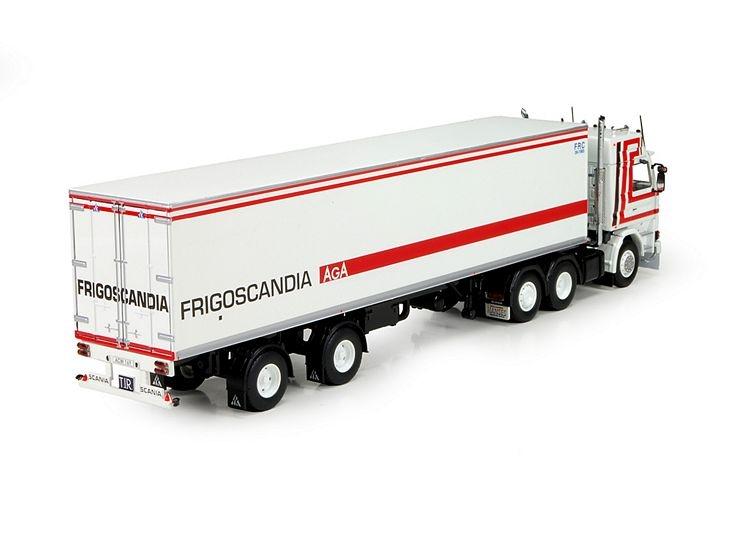 Scania 2 serie  Classic reefer Frigoscandia