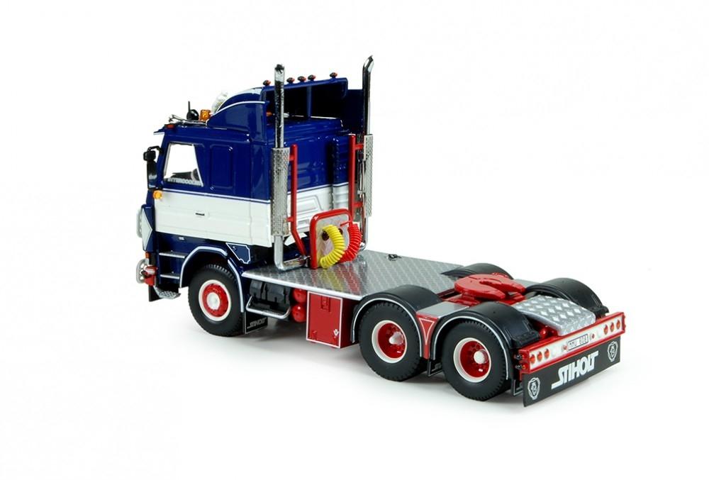 Scania 2 serie Hanlinder