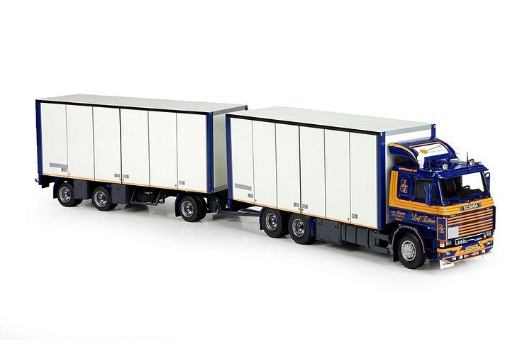 Scania 2 serie rigid truck  Eriksen Leif