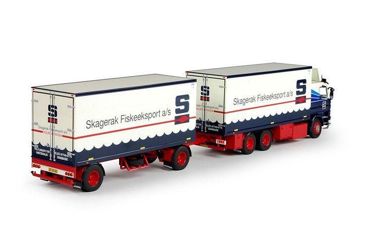 Scania 2-serie Skagerak Fiskeeksport A/S