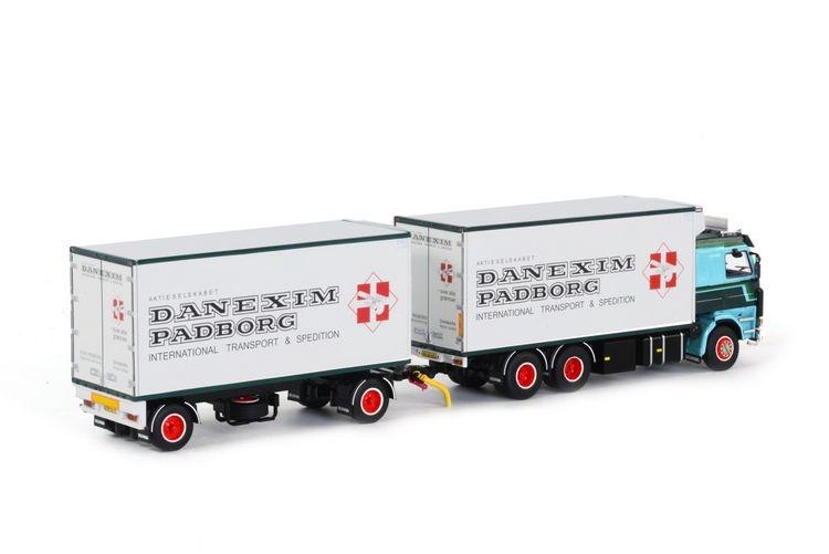 Scania 3 6x4 combi Danexim