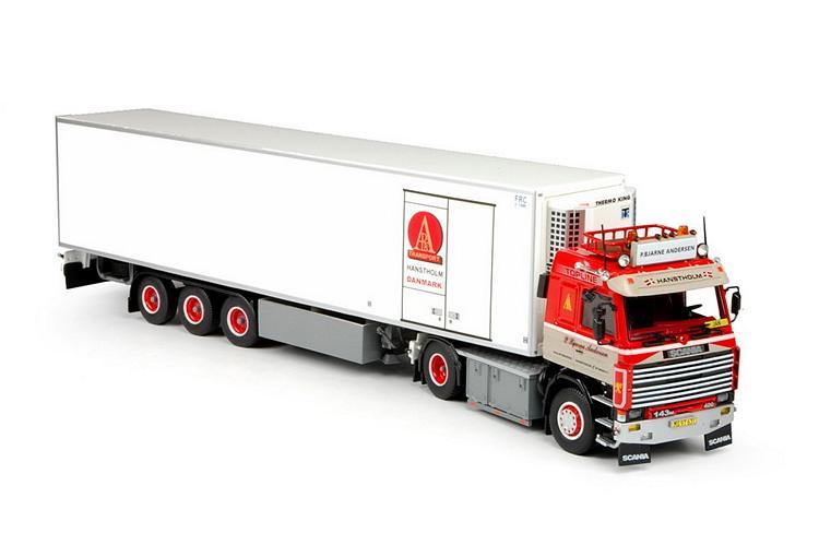 Scania 3-Serie  Kuhlauflieger P B Andersen
