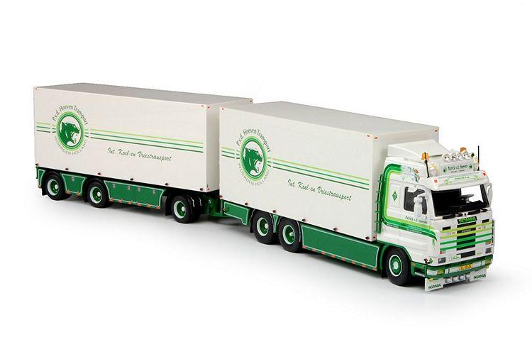 Scania 3 serie Streamline Hoeven v.d Patrick