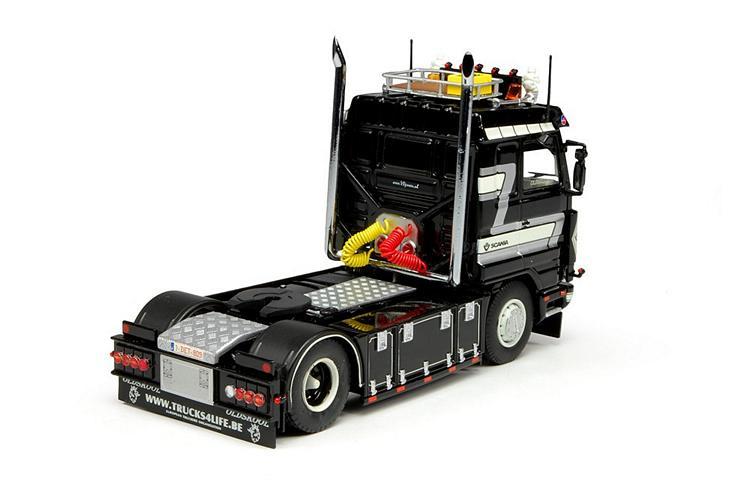 Scania 3-serie Streamline Nelis Sam