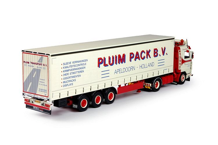 Scania 3-serie Streamline  Pluim