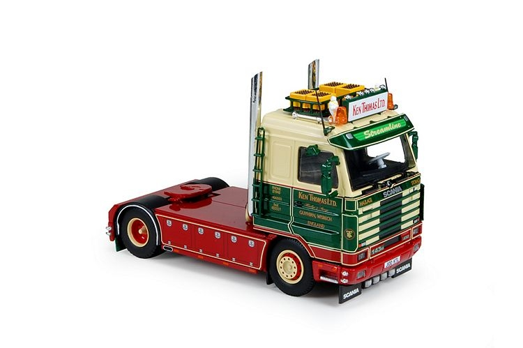 Scania 3 serie Streamline Thomas Ken